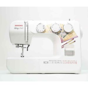 Бытовая швейная машина Janome Lady 745