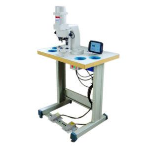 Пресс для установки фурнитуры, электрический, трехпозиционный DISON DS-10-03 (комплект)