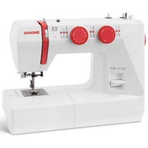 Бытовая швейная машина Janome Tip 712