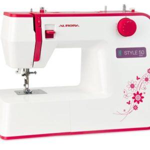 Бытовая швейная машина Aurora Style 50