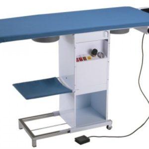 BF 115E Прямоугольный гладильный стол с подогревом и вакуумным отсосом