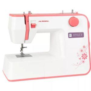 Бытовая швейная машина Aurora Style 3