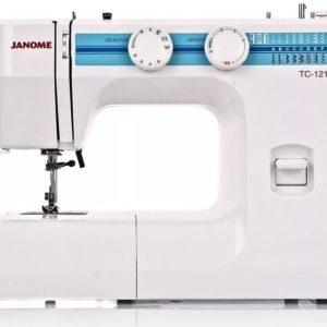 Бытовая швейная машина Janome 1212