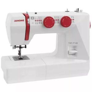 Бытовая швейная машина Janome Tip 716