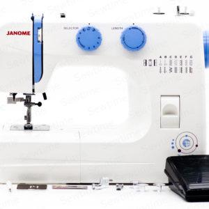 Бытовая швейная машина Janome Top 18