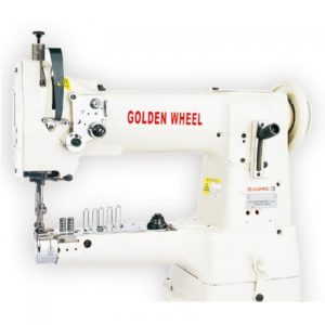 Швейная машина GOLDEN WHEEL CS-335L-BH, рукавная (Голова)
