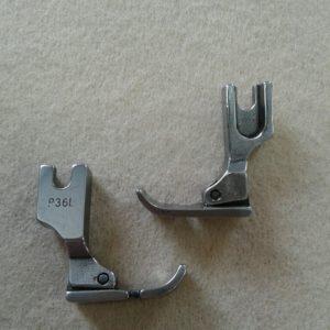 Лапка для молнии P36L