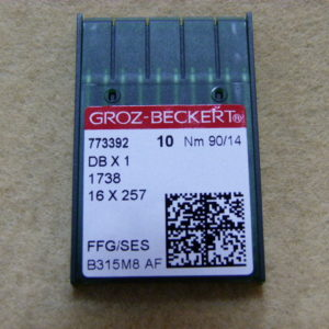 Игла Groz-beckert DBх1 №90 SES(уп. 10 шт.)