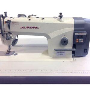 Швейная машина Aurora A-8601 (Голова, встроенный серводвигатель, обрезка нити)