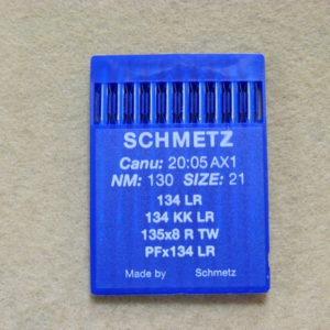 Иглы Schmetz DPх5 LR (134 LR) №130 (уп. 10 шт.)