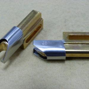 Приспособление AT18C 25мм оконтователь в два сложения для толстых материалов