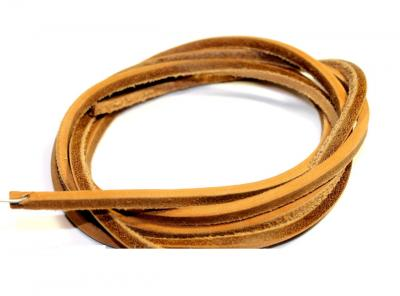 Ремень кожаный отечественный 6мм