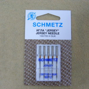 Игла Schmetz 130/705H SUK №80 (5шт/уп)