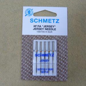 Игла Schmetz 130/705H SUK №90 (5шт/уп)