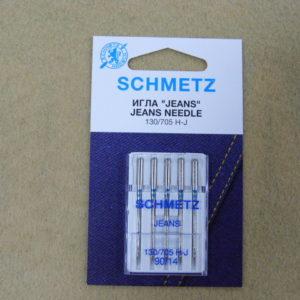 Игла Schmetz 130/705H-J №90 (5шт/уп)