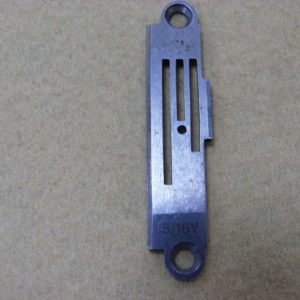 Пластина игольная  Juki 5200 B1190-522-YOB с обрезкой края 5/16″