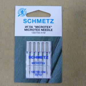 Игла Schmetz 130/705H-M №70 (5шт/уп)