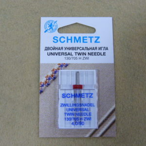 Игла Schmetz 130/705H ZWI NE 4,0 №90 (1шт/уп)