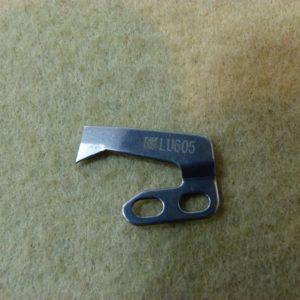Нож обрезки неподвижный Siruba 818F-H1 LU605