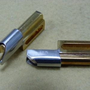 Приспособление AT18C 18мм оконтователь в два сложения для толстых материалов