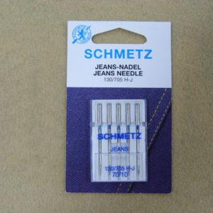 Игла Schmetz 130/705H-J №70 (5шт/уп)