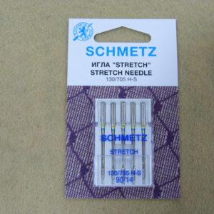 Игла Schmetz 130/705H-S №90 (5шт/уп)