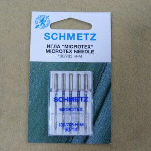 Игла Schmetz 130/705H-M №90 (5шт/уп)