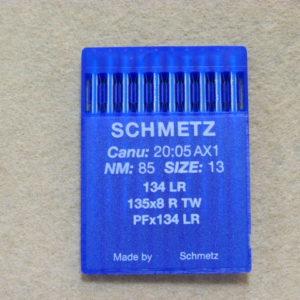 Иглы Schmetz DPх5 LR (134 LR) №85 (уп. 10 шт.)