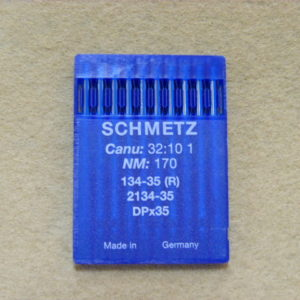 Иглы Schmetz DPх35 №170 (уп. 10 шт.)