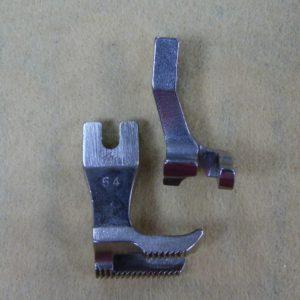 Лапка прижимная 151847-0-01 (U-192KC) 1/4″