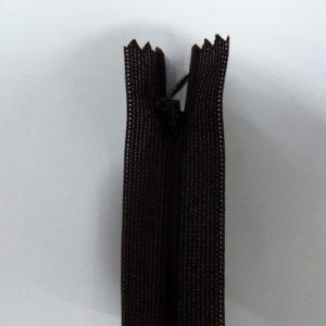 Молния потайная №3 20см ДС-285 шоколад