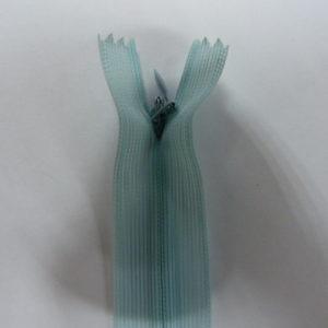 Молния потайная №3 20см ДС-169 голубой
