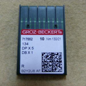 Игла Groz-beckert DPх5 №130(уп. 10 шт.)
