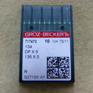 Игла Groz-beckert DPх5 №75(уп. 10 шт.)