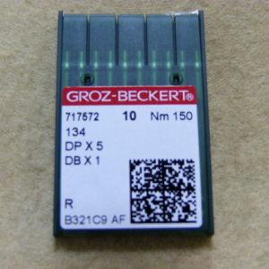 Игла Groz-beckert DPх5 №150(уп. 10 шт.)
