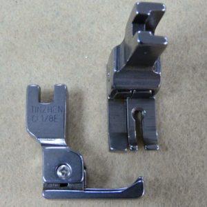 Лапка для отстрочек JZ CL 1/8 3,2мм