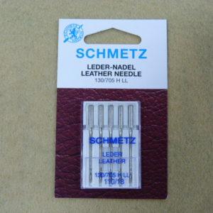 Игла Schmetz 130/705H LL №110 (5шт/уп)