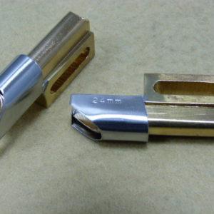Приспособление JZ AT18C 24мм оконтователь в два сложения для толстых материалов