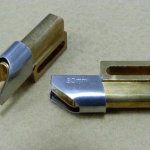 Приспособление JZ AT18C 30мм оконтователь в два сложения для толстых материалов