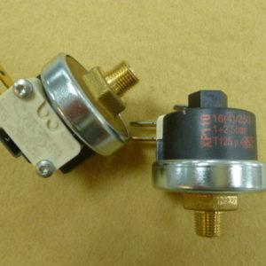 Silter Датчик давления пара 1-2,5 bar, 1/8″ TY ITPRS 25