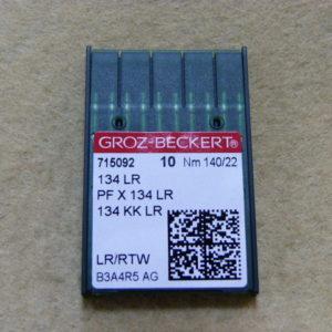 Игла Groz-beckert DPх5 LR №140(уп. 10 шт.)