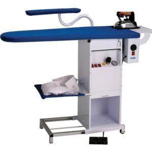 BF Гладильный стол 200СE, консольного типа, с подогревом и вакуумным отсосом