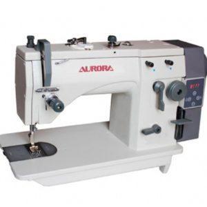 Швейная машина ЗигЗаг Aurora А-20U100DZ(голова) 190 декор.строчек