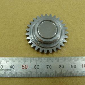Шестерня с винтом HF-100/125 04.01T.09