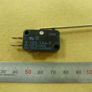 Hashima Выключатель-концевик HP450M05024 (V-103-1A4-T)