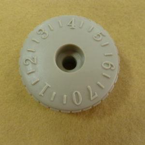 Ручка регулятора длины стежка Jack JK-5942 (F20+F21)
