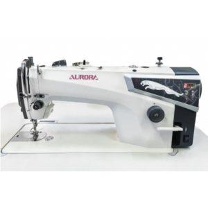 Прямострочная швейная машина Aurora S2 (автоматическая обрезка нити)