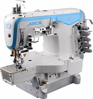 Трикотажная машина Jack K4-D-01GB (6,4мм)(Голова)