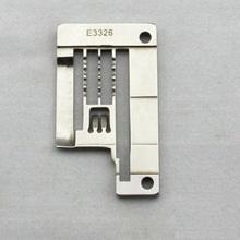 Пластина игольная Siruba F007J E3326 5,6мм