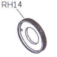 Двигатель ткани  Siruba R718/R728 RH14